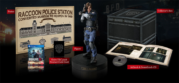 BIOHAZARD RE:2 PREMIUM EDITION
